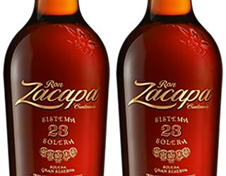 Ron Zacapa 23 x 2 botellas