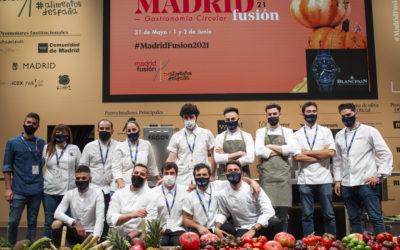 Madrid Fusión 2021 Alimentos de España – La vuelta del formato presencial al congreso de gastronomía más influyente del mundo.